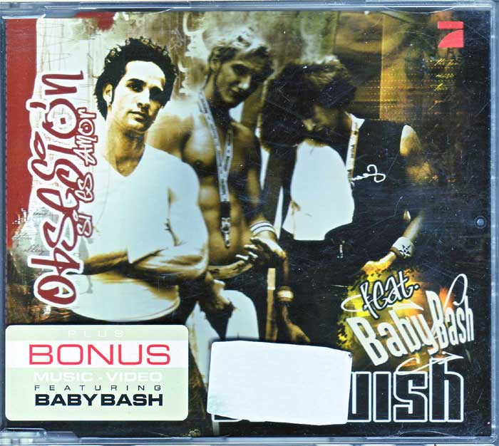 3RD Wish Featuring Baby Bash - Obsesion - Musik auf CD, Maxi-Single