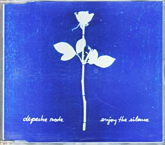 Depeche Mode ‎– Enjoy The Silence - Musik auf CD, Maxi-Single