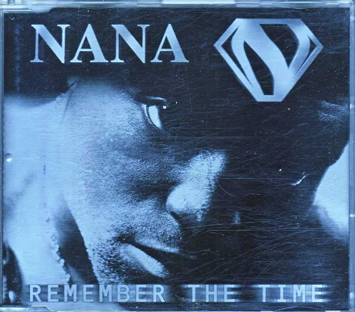 Nana - Remember The Time - Musik auf CD, Maxi-Single