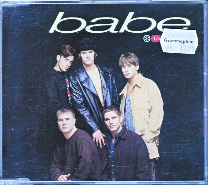 Take That ‎– Babe - Musik auf CD, Maxi-Single