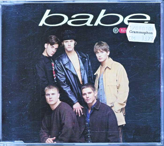 Take That – Babe - Musiker auf CD, Maxi-Single