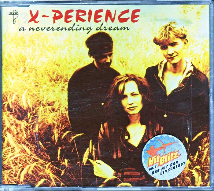 X-Perience ‎– A Neverending Dream - Musik auf CD, Maxi-Single