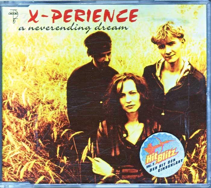 X-Perience – A Neverending Dream - Musik auf CD, Maxi-Single