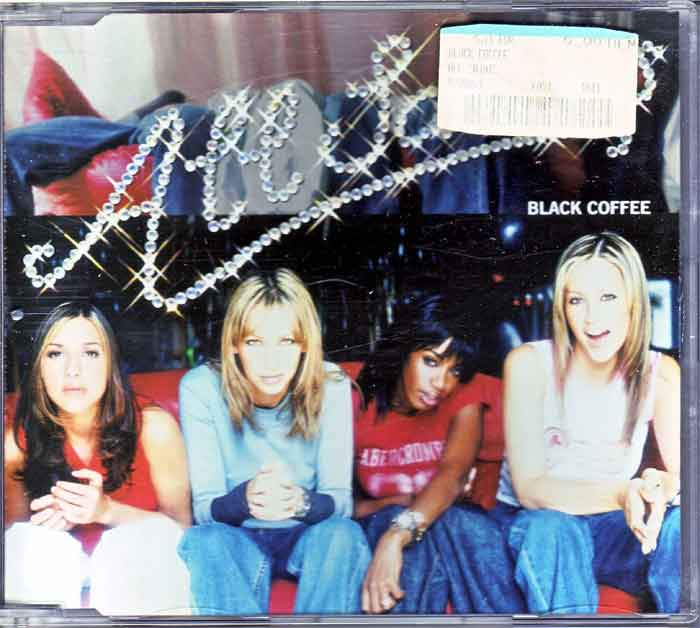 All Saints ‎– Black Coffee - Musik auf CD, Maxi-Single