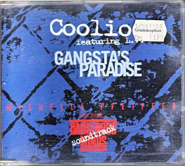 Coolio - Gangsta's Paradise - Flohmarktartikel