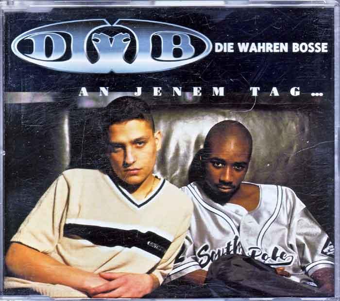 Die Wahren Bosse – An Jenem Tag - Musik auf CD, Maxi-Single