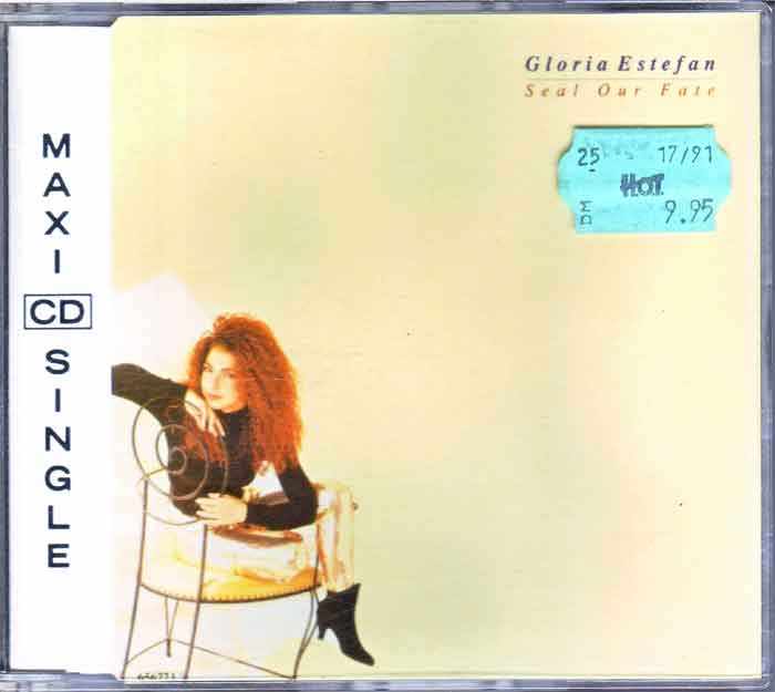 Gloria Estefan – Seal Our Fate - Musik auf CD, Maxi-Single