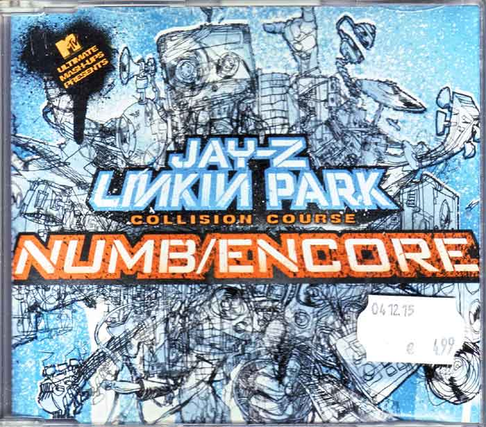 Linkin Park – Numb Encore - Musik auf CD, Maxi-Single