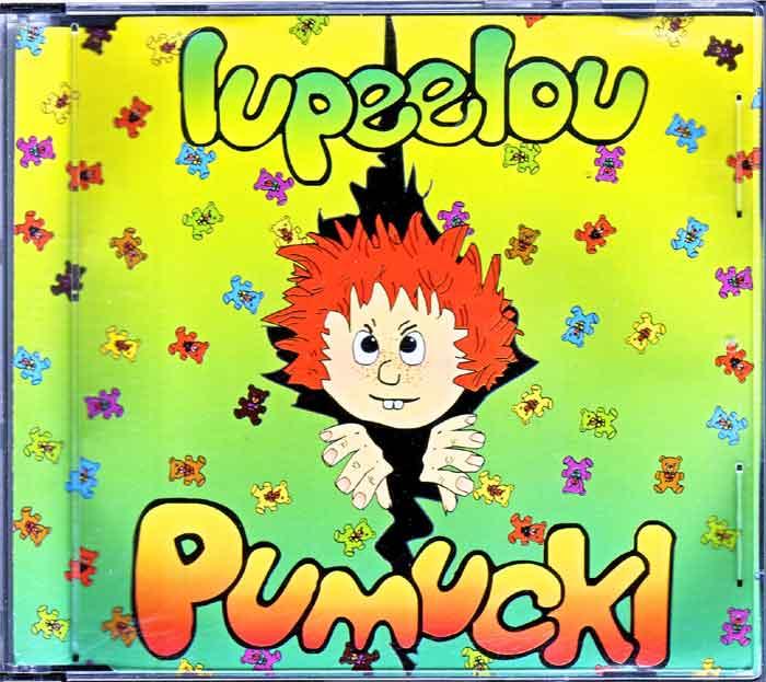 Lupeelou – Pumuckl - Musik auf CD, Maxi-Single