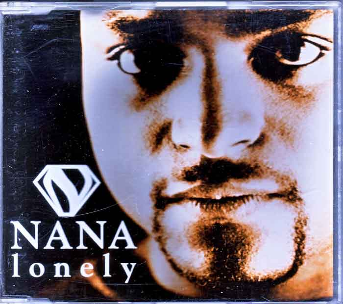 Nana ‎– Lonely - Musik auf CD, Maxi-Single