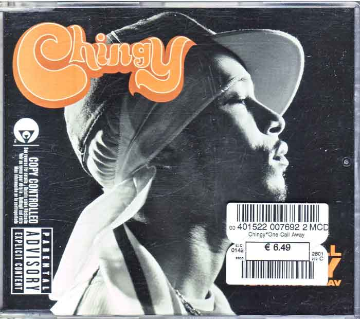 Chingy – One Call Away - Musik auf CD, Maxi-Single
