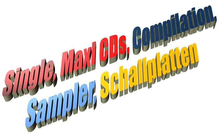 Gebrauchte Compilation Sampler - Banner
