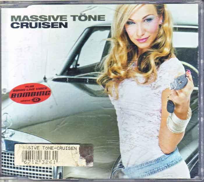 Massive Töne – Cruisen - Newsletter Maxi-Single