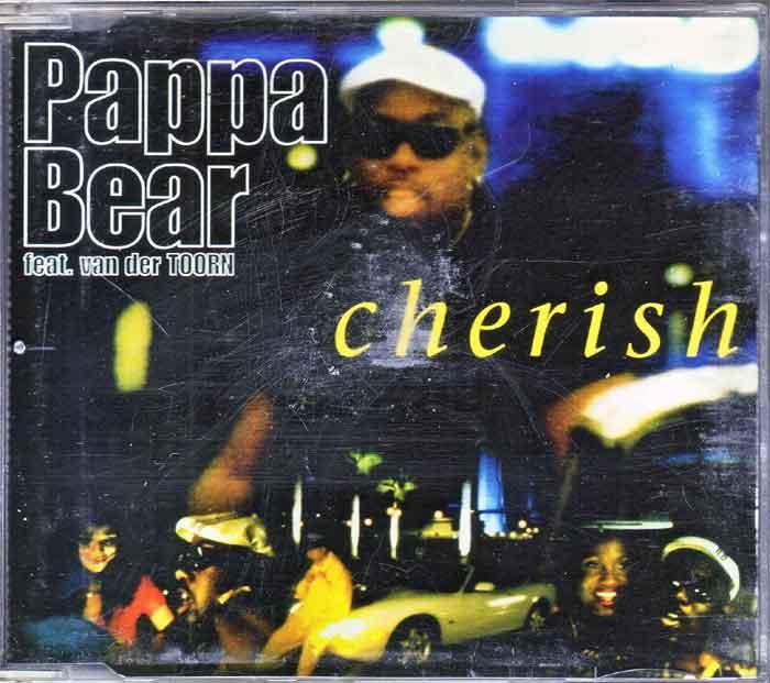 Pappa Bear Feat. Van Der Toorn – Cherish - Musik auf CD, Maxi-Single