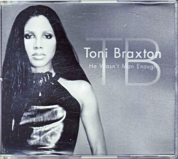 Toni Braxton – He Wasn't Man Enough - Musik auf CD, Maxi-Single