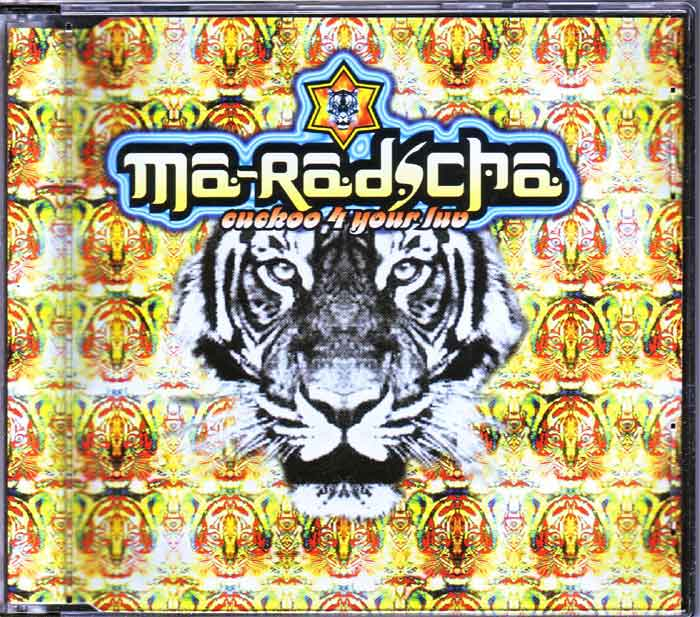 Ma Radscha - Cuckoo 4 Your Luv - Musik auf CD, Maxi-Single