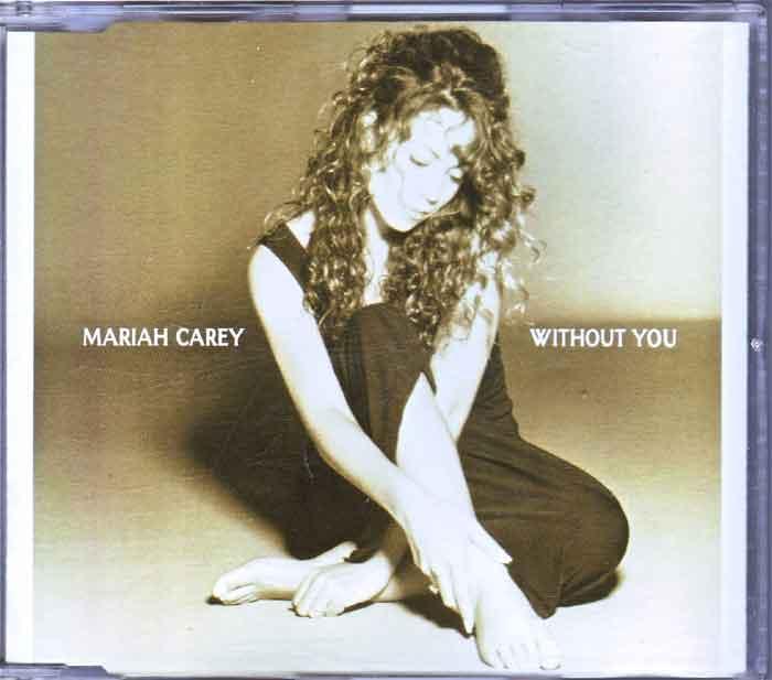 Mariah Carey – Without You - Blockbuster Maxi-CD