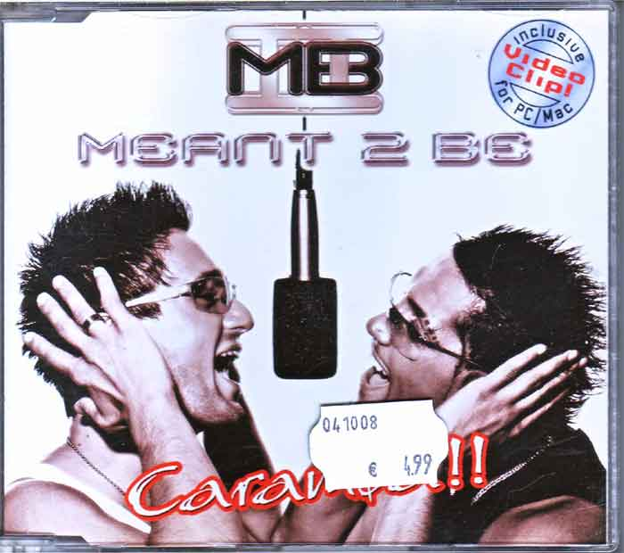 Meant 2 BE - Caramba - Musik auf CD, Maxi-Single