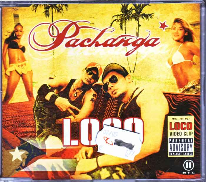 Pachanga ‎– Loco - Musik auf CD, Maxi-Single