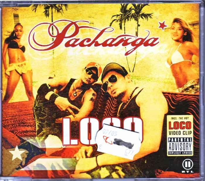 Pachanga – Loco - Blockbuster CD, Maxi-Single