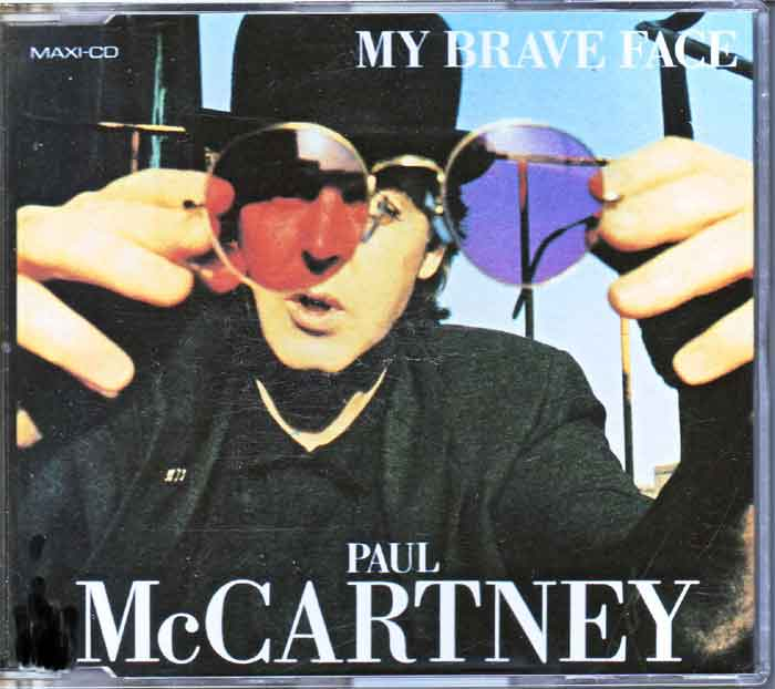 Paul McCartney ‎– My Brave Face - Musik auf CD, Maxi-Single