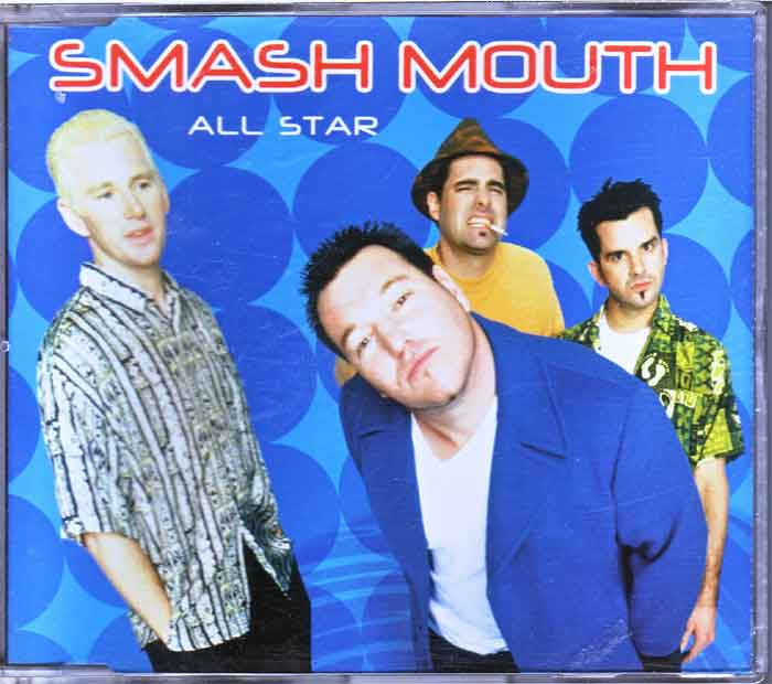 Smash Mouth ‎– All Star - Musik auf CD, Maxi-Single