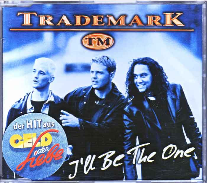 Trademark ‎– I'll Be The One - Musik auf CD, Maxi-Single
