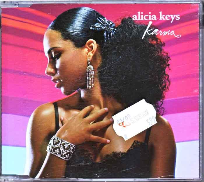 Alicia Keys – Karma - Musik auf CD, Maxi-Single