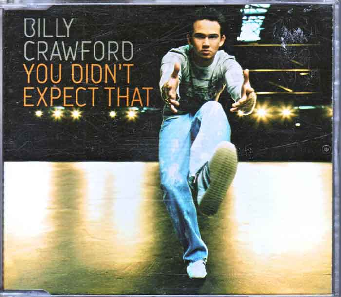 Billy Crawford ‎– You Didn't Expect That - Musik auf CD, Maxi-Single