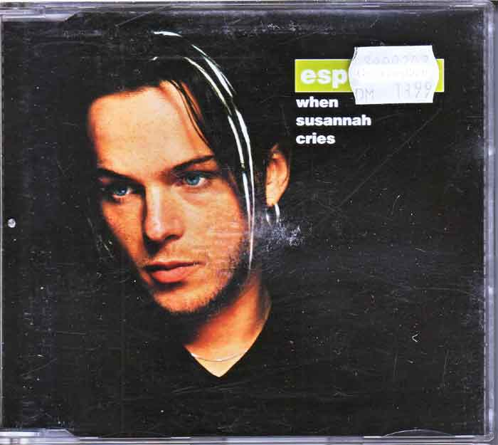 Espen Lind ‎– When Susannah Cries - Musik auf CD, Maxi-Single