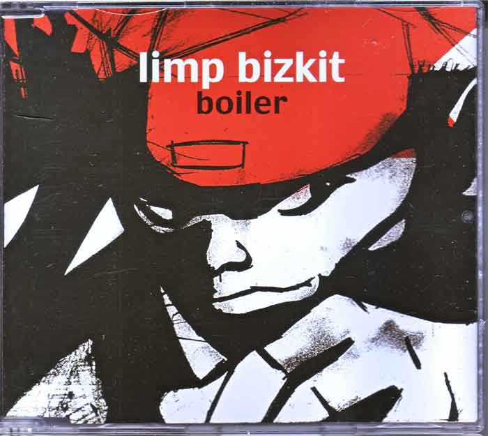 Limp Bizkit – Boiler - Musik auf CD, Maxi-Single