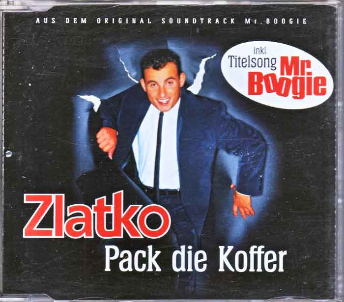 Zlatko ‎– Pack Die Koffer - Musik auf CD, Maxi-Single