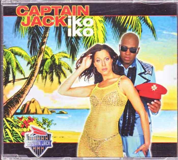 Captain Jack – Iko Iko - Musik auf CD, Maxi-Single
