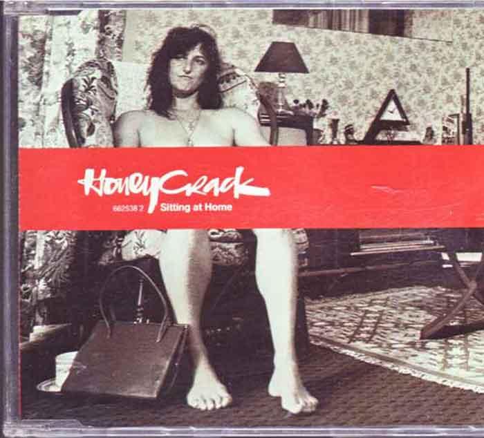 Honeycrack – Sitting At Home - Musik auf CD, Maxi-Single