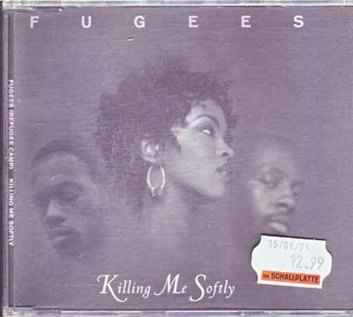 Fugees (Refugee Camp) Killing Me Softly - Musik auf CD, Maxi-Single