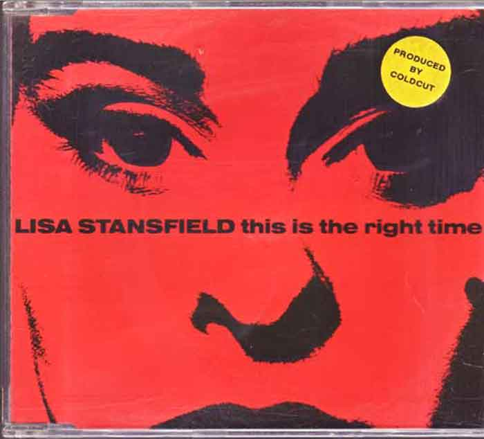 Lisa Stansfield – This Is The Right Time - Musik auf CD, Maxi-Single