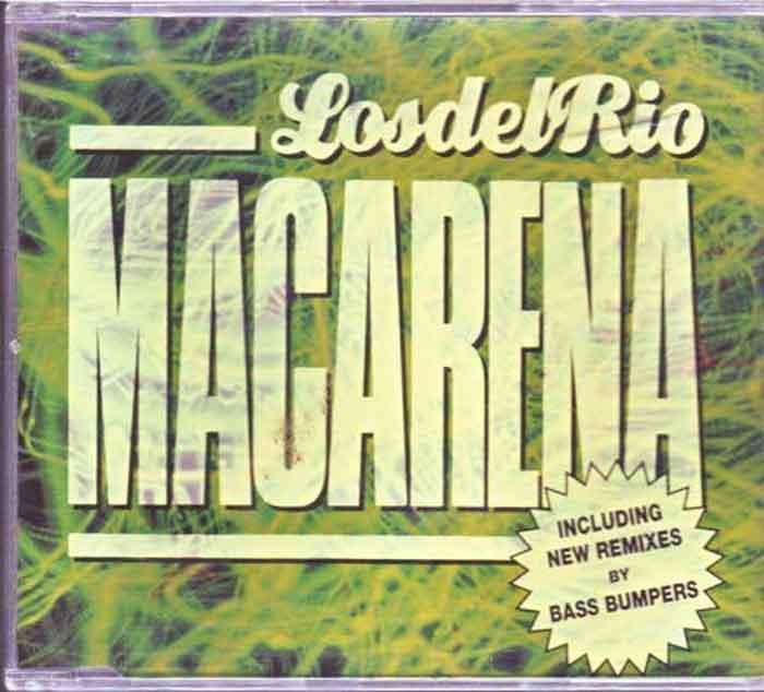 Los Del Rio – Macarena - Musik auf CD, Maxi-Single