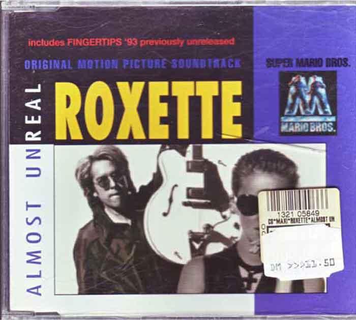 Roxette – Almost Unreal - Musik auf CD, Maxi-Single