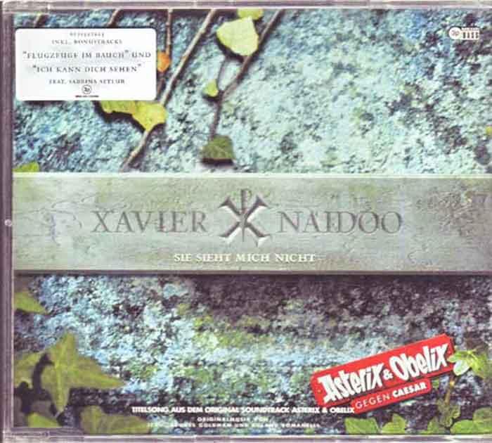 Xavier Naidoo – Sie Sieht Mich Nicht - Musik auf CD, Maxi-Single