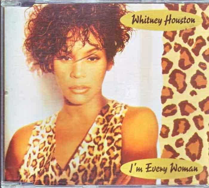 Whitney Houston – I'm Every Woman - Musik auf CD, Maxi-Single