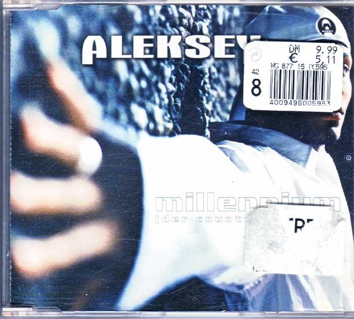 Aleksey - Millenium auf Musik-Maxi-CD