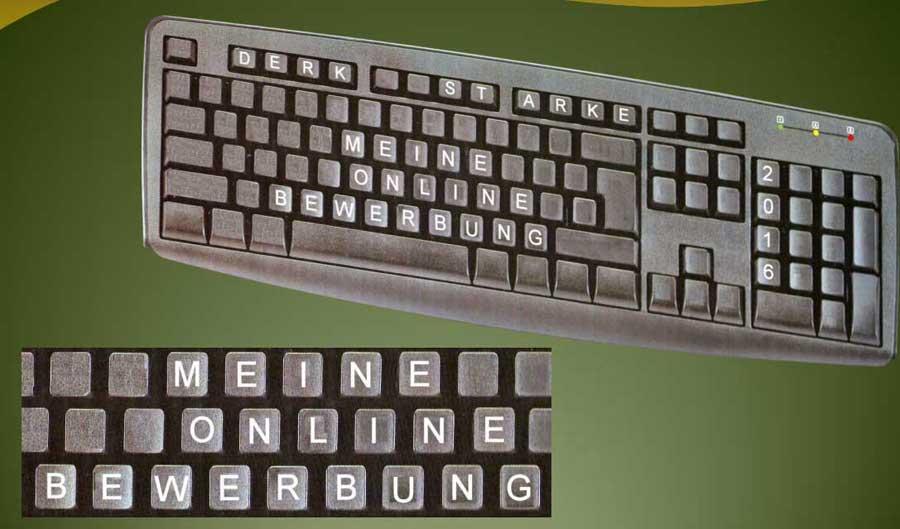 Bewerbung Online - Bewerbungs-Banner