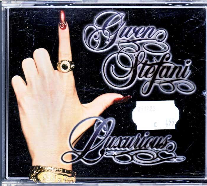 Discosound Gwen Stefani - Luxurious, Maxi-CD