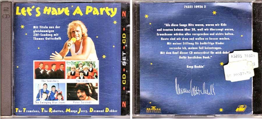 Mallorca - Let's Have A Party - Doppel-CD von 1992
