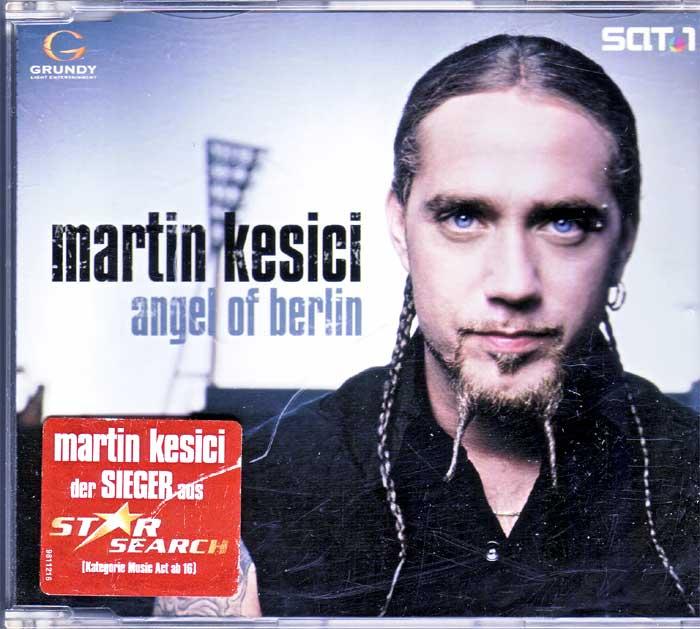 Martin Kesici - Angel Of Berlin auf Musik-Maxi-CD