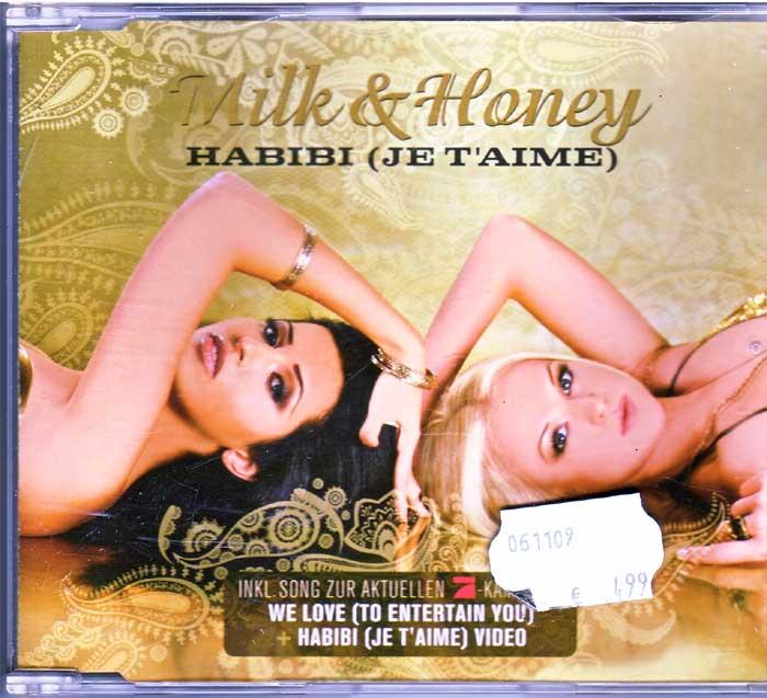 Milk & Honey - Habibi auf Musik-Maxi-CD