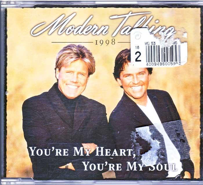 Modern Talking auf Musik-Maxi-CD