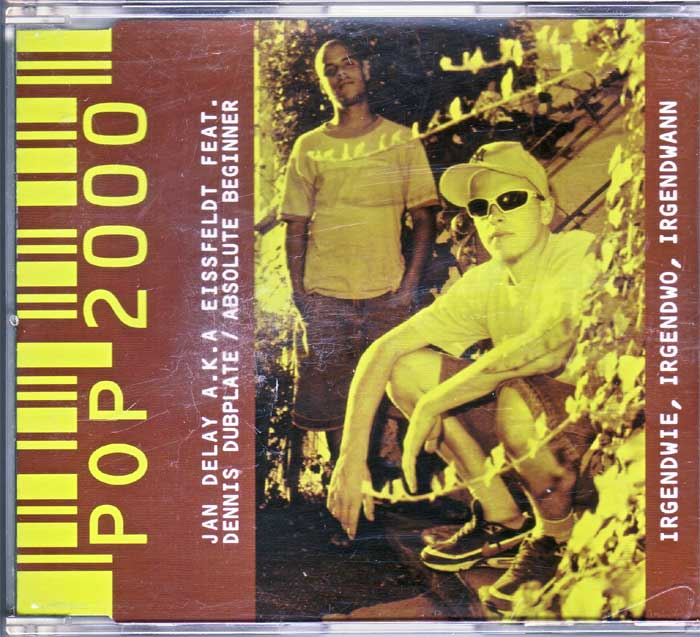 Pop 2000 Irgendwie, Irgendwo, Irgendwann auf Musik-Maxi-CD