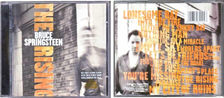 Bruce Springsteen auf CD