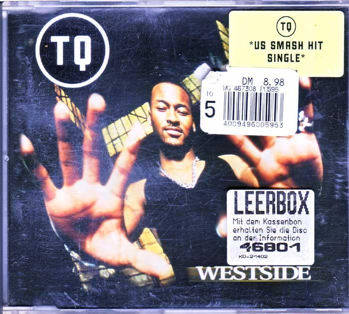 TQ - Westside auf Musik-Maxi-CD